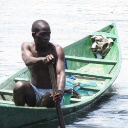 Tadze Fish farmers